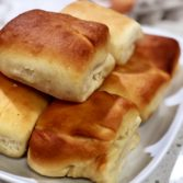Butter Potato Rolls
